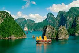 Kỳ quan thiên nhiên vịnh Hạ Long