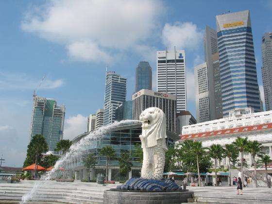 Thành phố sạch nhất thế giới Singapore