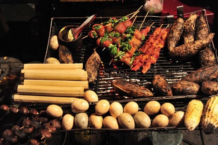 Những món ăn vặt ở Sapa
