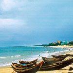 Vẻ đẹp du lịch hoang sơ của biển Hải Tiến